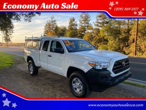 2017 Toyota Tacoma for sale at Economy Auto Sale in Modesto CA