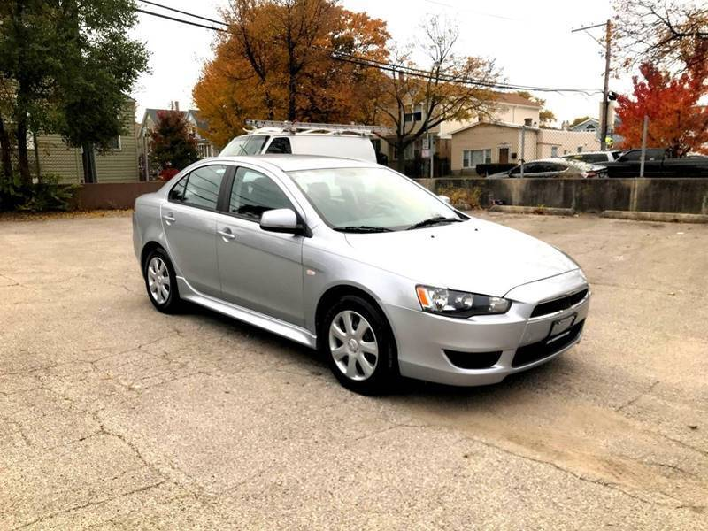 2012 Mitsubishi Lancer for sale at D & A Motor Sales in Chicago IL