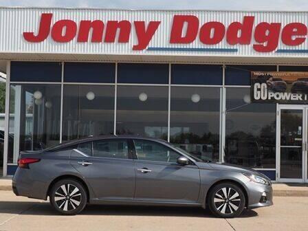 2020 Nissan Altima for sale at Jonny Dodge Chrysler Jeep in Neligh NE