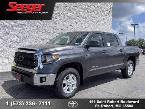 2021 Toyota Tundra for sale at SEEGER TOYOTA OF ST ROBERT in Saint Robert MO