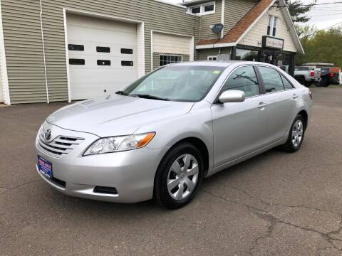 2009 Toyota Camry for sale at Prime Auto LLC in Bethany CT