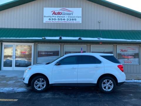 2011 Chevrolet Equinox for sale at AutoSmart in Oswego IL