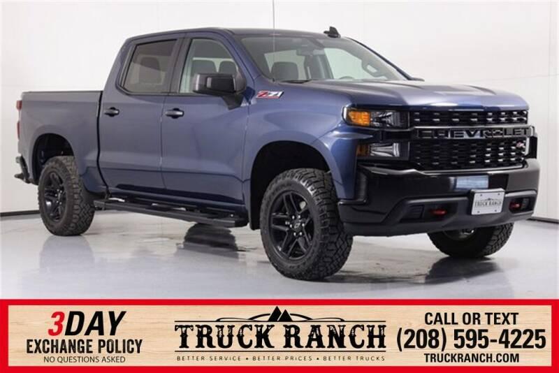 2019 Chevrolet Silverado 1500 for sale at Truck Ranch in Twin Falls ID
