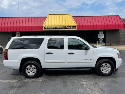 2009 Chevrolet Suburban for sale at Affordable Mobility Solutions, LLC - Standard Vehicles in Wichita KS