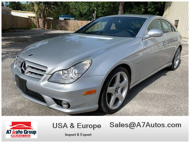 2007 Mercedes-Benz CLS for sale at A7 AUTO SALES in Holly Hill FL