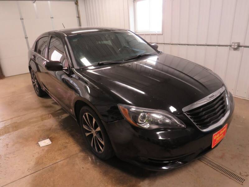 2012 Chrysler 200 for sale at Grey Goose Motors in Pierre SD