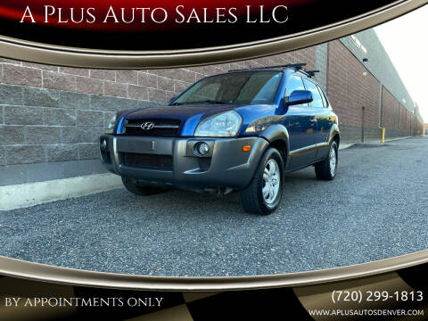 2006 Hyundai Tucson for sale at A Plus Auto Sales LLC in Denver CO