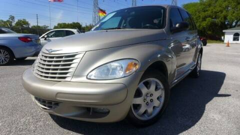 2005 Chrysler PT Cruiser for sale at Das Autohaus Quality Used Cars in Clearwater FL