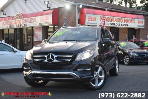 2018 Mercedes-Benz GLE for sale at www.onlycarsnj.net in Irvington NJ