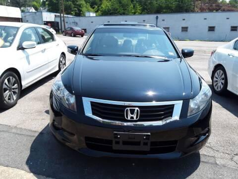 2008 Honda Accord for sale at Auto Villa in Danville VA