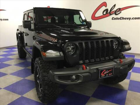 2020 Jeep Gladiator for sale at Cole Chevy Pre-Owned in Bluefield WV