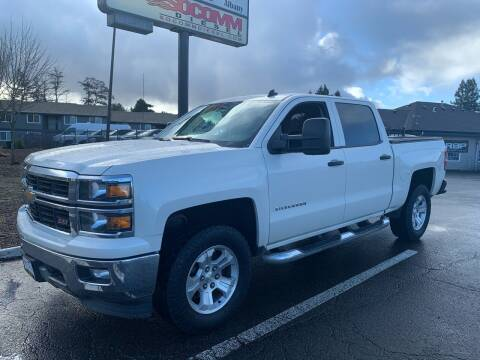 2014 Chevrolet Silverado 1500 for sale at South Commercial Auto Sales in Salem OR