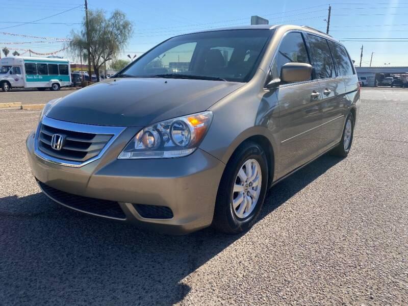 2010 Honda Odyssey for sale at Ram Auto Sales LLC in Phoenix AZ