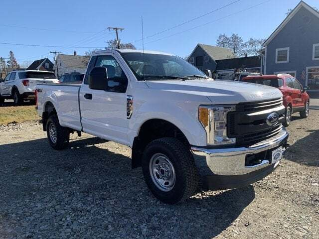 2017 Ford F-350 Super Duty 4x4 XL 2dr Regular Cab 8 ft. LB SRW Pickup - Lancaster NH