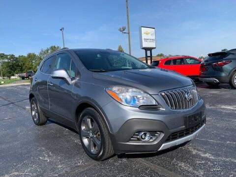 2014 Buick Encore for sale at Dunn Chevrolet in Oregon OH