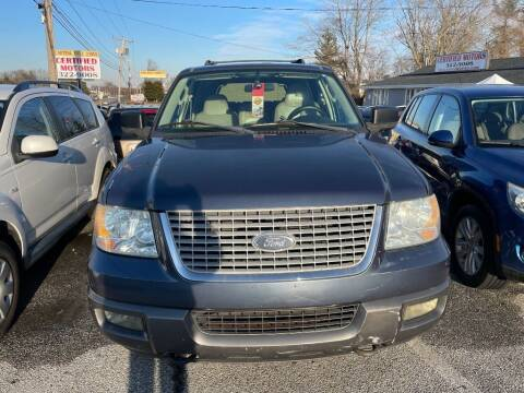 2005 Ford Expedition for sale at Certified Motors in Bear DE