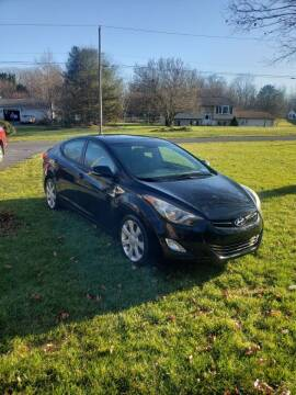 2012 Hyundai Elantra for sale at Alpine Auto Sales in Carlisle PA
