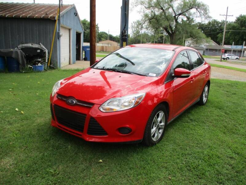 2014 Ford Focus for sale at Dons Carz in Topeka KS