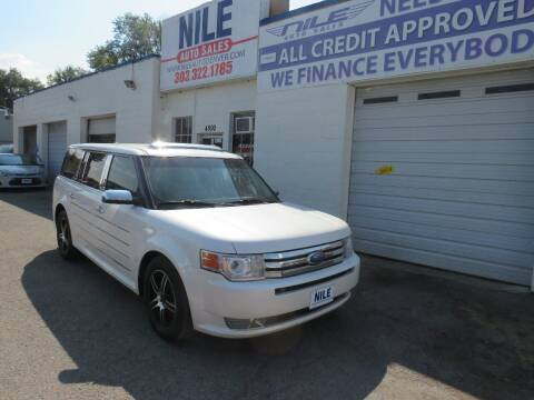 2010 Ford Flex for sale at Nile Auto Sales in Denver CO