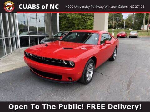2017 Dodge Challenger for sale at Credit Union Auto Buying Service in Winston Salem NC
