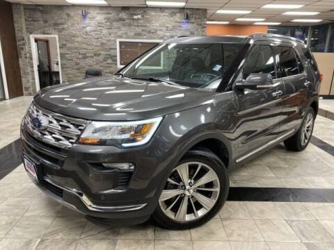 2019 Ford Explorer for sale at Sonias Auto Sales in Worcester MA