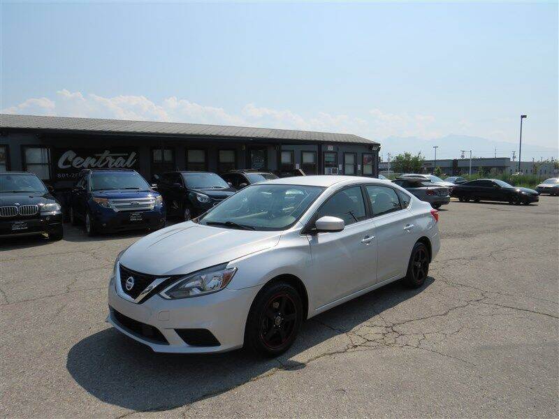 2017 Nissan Sentra for sale at Central Auto in South Salt Lake UT