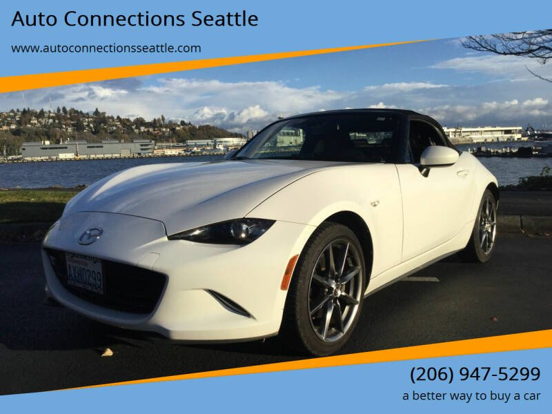 2016 Mazda MX-5 Miata for sale at Auto Connections Seattle in Seattle WA