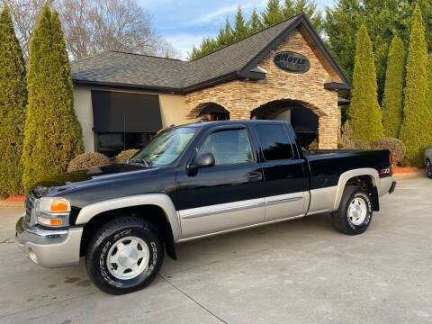 2004 GMC Sierra 1500 for sale at Hoyle Auto Sales in Taylorsville NC