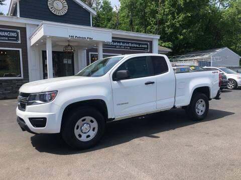 2016 Chevrolet Colorado for sale at Ocean State Auto Sales in Johnston RI