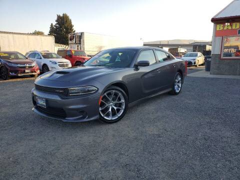 2019 Dodge Charger for sale at Yaktown Motors in Union Gap WA