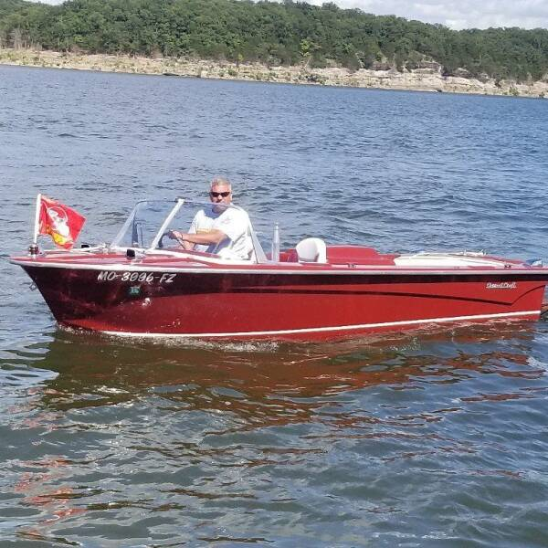 1965 Correct Craft Mustang for sale at All Terrain Sales in Eugene MO