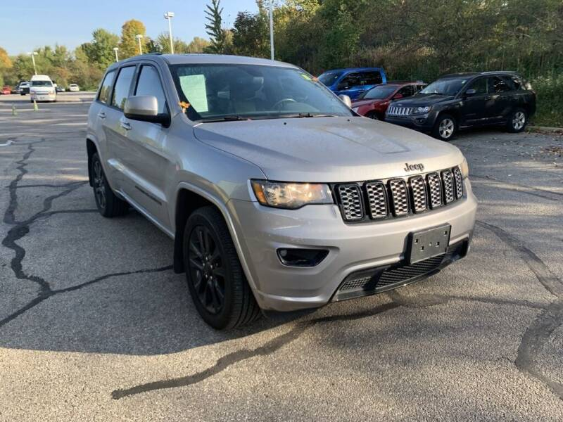 2019 Jeep Grand Cherokee for sale at Ganley Chevy of Aurora in Aurora OH