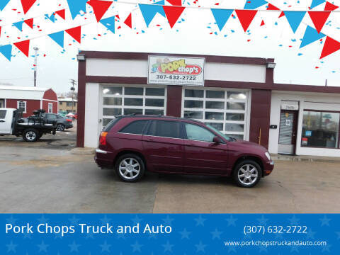 2008 Chrysler Pacifica for sale at Pork Chops Truck and Auto in Cheyenne WY