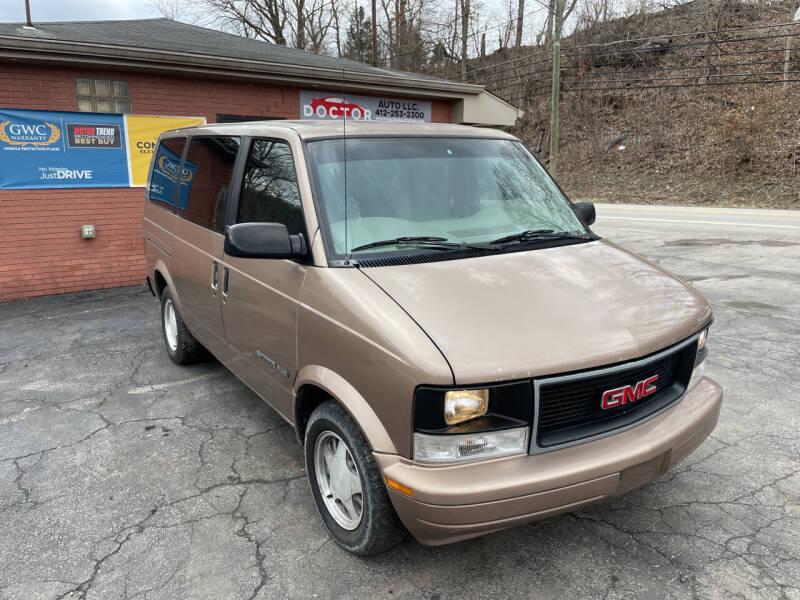 1997 GMC Safari SLT