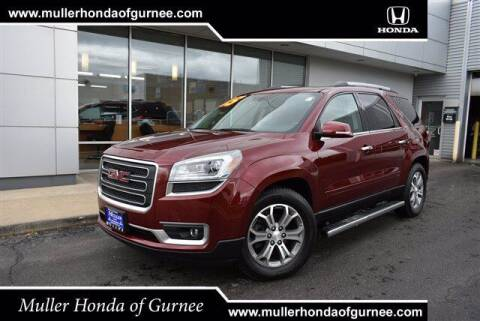 2015 GMC Acadia for sale at RDM CAR BUYING EXPERIENCE in Gurnee IL
