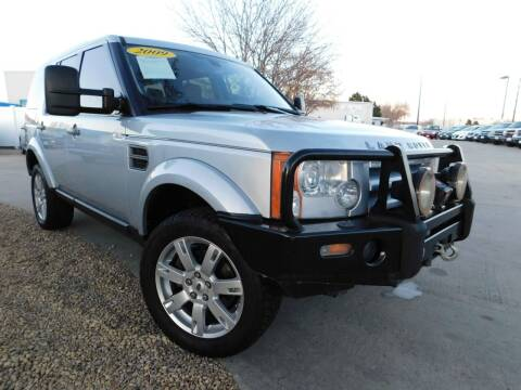 2009 Land Rover LR3 for sale at AP Auto Brokers in Longmont CO