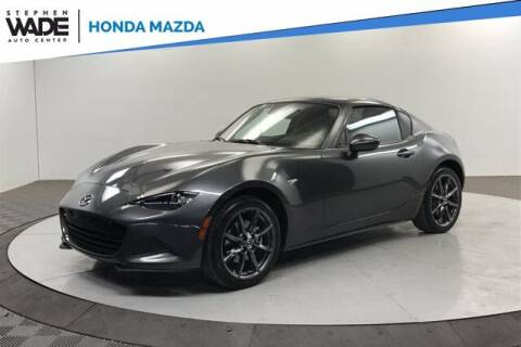 2017 Mazda MX-5 Miata RF for sale at Stephen Wade Pre-Owned Supercenter in Saint George UT