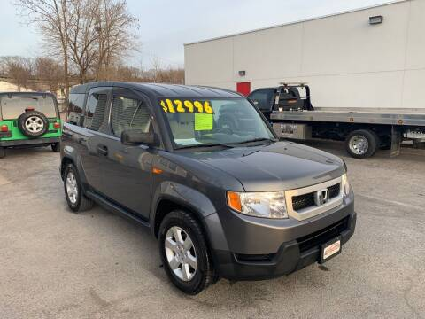 2011 Honda Element for sale at Automotion Auto Sales Inc in Kingston NY