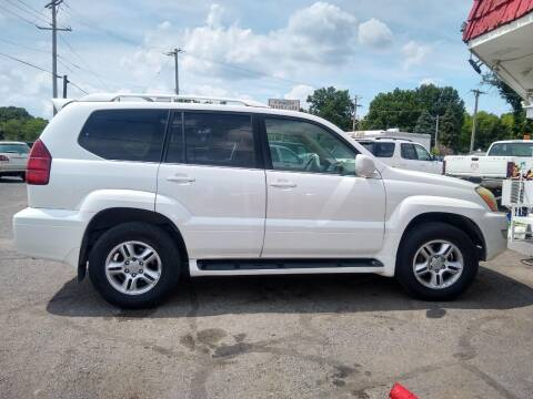 2004 Lexus GX 470 for sale at Savior Auto in Independence MO