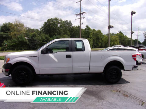 2014 Ford F-150 for sale at Plaza Auto Sales in Poland OH