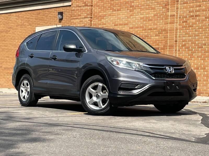 2015 Honda CR-V for sale at Used Cars and Trucks For Less in Millcreek UT