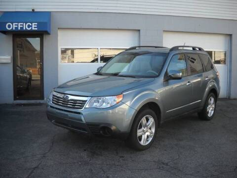 2010 Subaru Forester for sale at Best Wheels Imports in Johnston RI