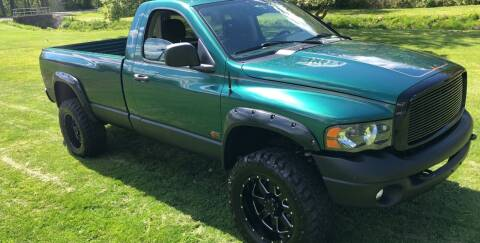 2003 Dodge Ram Pickup 2500 for sale at Choice Motor Car in Plainville CT