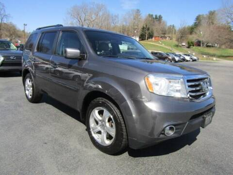 2014 Honda Pilot for sale at Specialty Car Company in North Wilkesboro NC