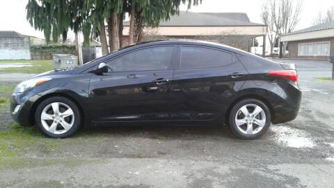 2013 Hyundai Elantra for sale at Car Guys in Kent WA