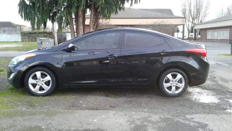 2013 Hyundai Elantra for sale at Car Guys in Kent WA
