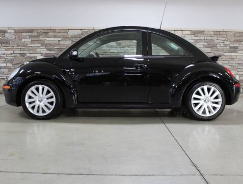 2008 Volkswagen New Beetle for sale at Bud & Doug Walters Auto Sales in Kalamazoo MI