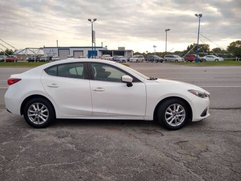 2016 Mazda MAZDA3 for sale at Savior Auto in Independence MO