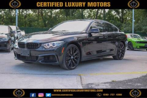 2015 BMW 4 Series for sale at Certified Luxury Motors in Great Neck NY
