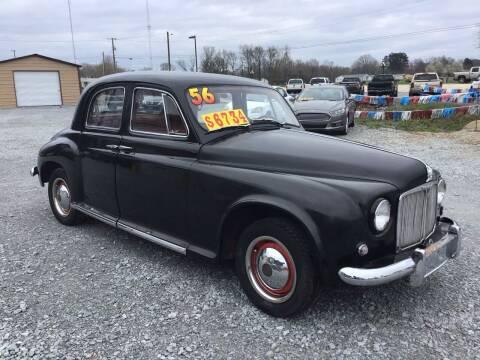 1956 ROVER P4 90 for sale at K & E Auto Sales in Ardmore AL